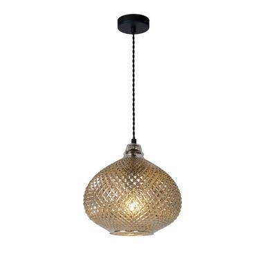 Lucide hanglamp Gerben Ø29,5 cm - antiek zilver - Leen Bakker