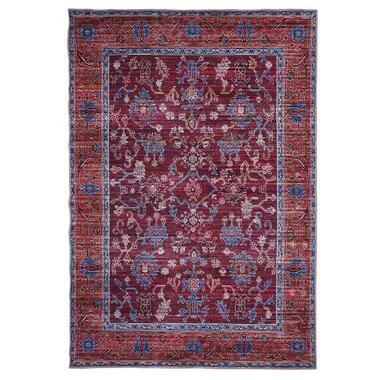 Floorita Easy-care vloerkleed Baghdad - multikleur - 160x230 cm - Leen Bakker