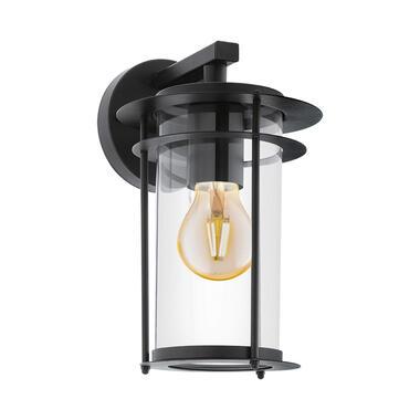 EGLO buiten-wandlamp Valdeo - zwart - Leen Bakker