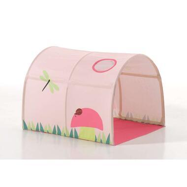 Vipack tunnel Spring - roze - 95x85x10 cm - Leen Bakker