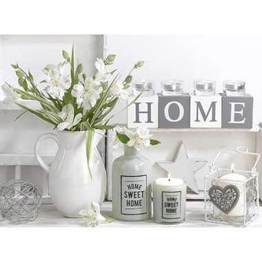 Art for the Home canvas Home Sweet Home - 80x60 cm
