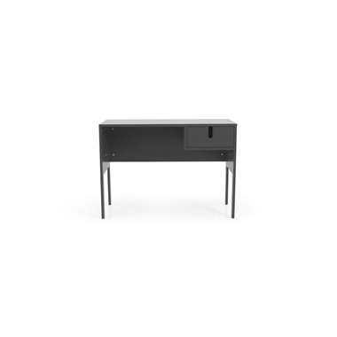 Tenzo bureau Uno - grijs - 75x105x50 cm - Leen Bakker