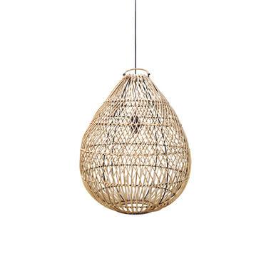 HSM Collection hanglamp Hannah - naturel - Ø40 cm - Leen Bakker