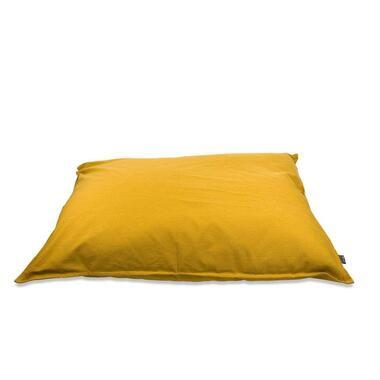 Kussen Tivoli XL - geel - 100x70 cm - Leen Bakker