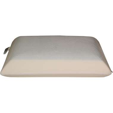 Polydaun hoofdkussen Traafoam Coolgel - 60x40x14 cm - Leen Bakker
