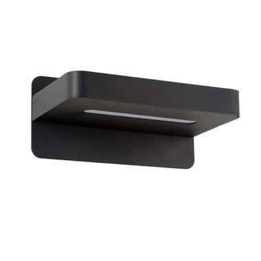 Lucide bedlamp Atkin - zwart - 14x25x11,5 cm - Lee