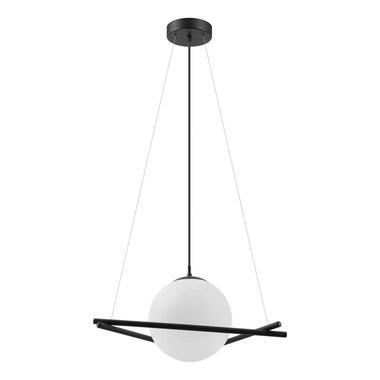EGLO hanglamp Salvezinas - zwart - Leen Bakker