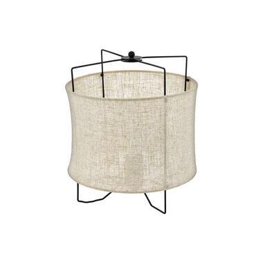 EGLO tafellamp Bridekirk - zwart - Leen Bakker
