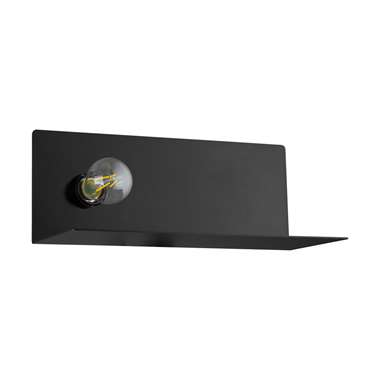 EGLO wandlamp Ciglie E27 - zwart - Leen Bakker