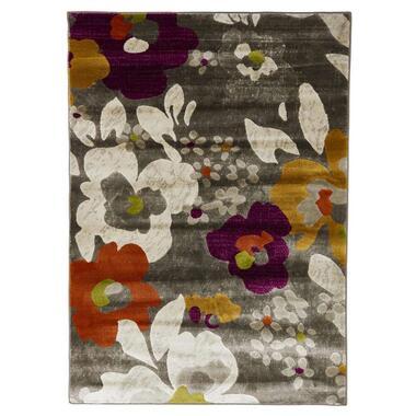 Floorita vloerkleed Boheme - multikleur - 140x200 cm - Leen Bakker