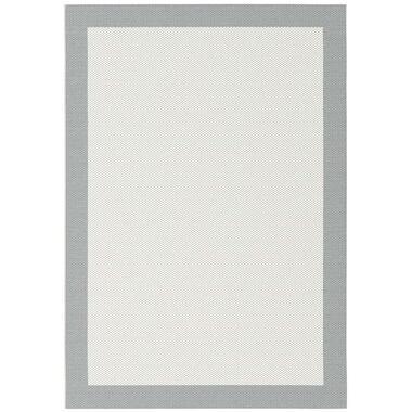 Vloerkleed Werda - grijs - 160x230 cm - Leen Bakker