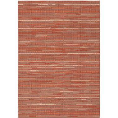 Vloerkleed Paita - rood - 200x290 cm - Leen Bakker