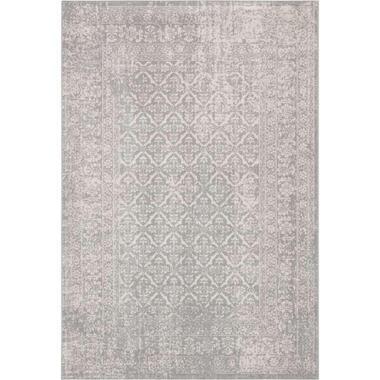 Vloerkleed Kentani - grijs - 160x230 cm - Leen Bakker