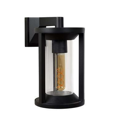 Lucide wandlamp Cadix - zwart - Leen Bakker