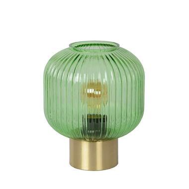 Lucide tafellamp Maloto - groen - Leen Bakker