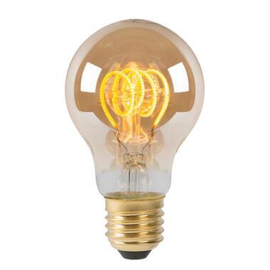 Lucide LED Bulb Filament lamp E27 5W - amber - Ø6 cm - Leen Bakker