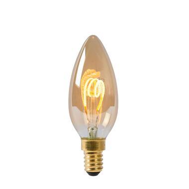 Lucide LED Bulb Filament lamp E14 3W - amber - Ø3,5 cm - Leen Bakker