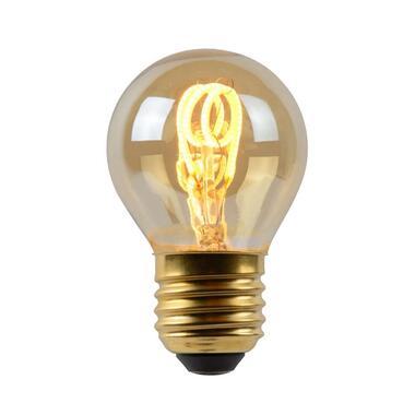 Lucide LED Bulb Filament lamp E27 3W - amber - Ø4,5 cm - Leen Bakker