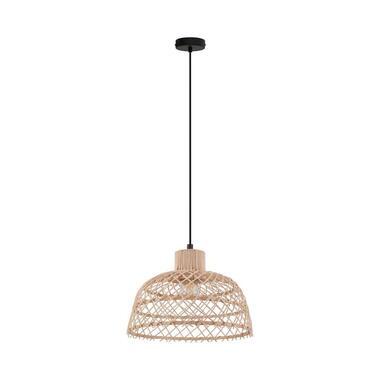 EGLO hanglamp Ausnby - bruin - Leen Bakker