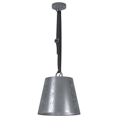 EGLO hanglamp Chertsey - grijs - Leen Bakker