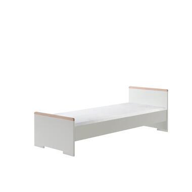 Vipack bed Londen - wit - 90x200 cm - Leen Bakker