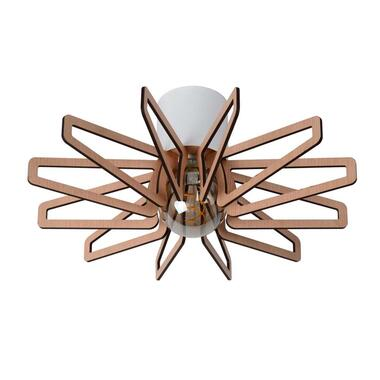 Lucide plafondlamp Zidane - wit - �45 cm - Leen Bakker