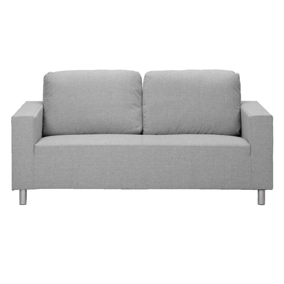 Canapé New York - gris clair - 2,5 places