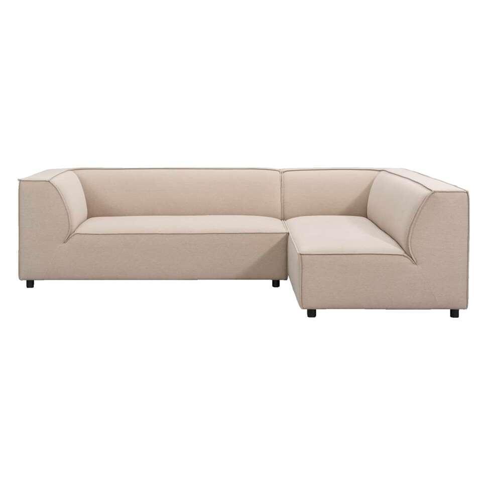 Canapé d'angle Seth droite - kaki
