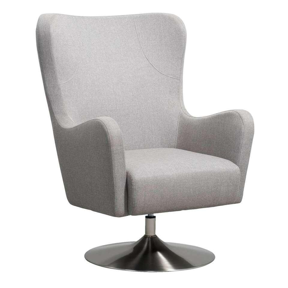 Relaxfauteuil Norrebro Orestad - stof - taupe