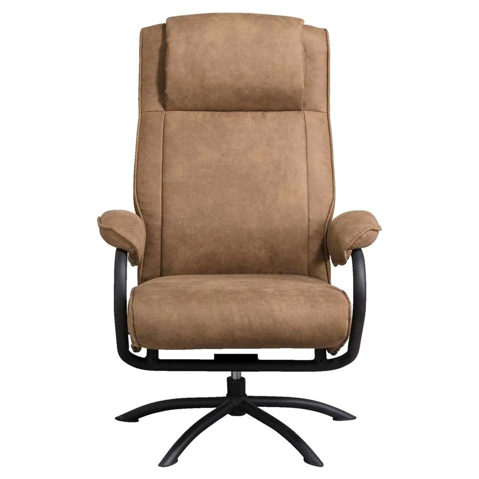 Relaxfauteuil Vic - taupe