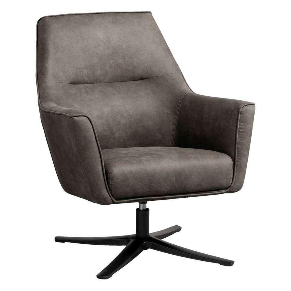 Fauteuil Niles - antraciet