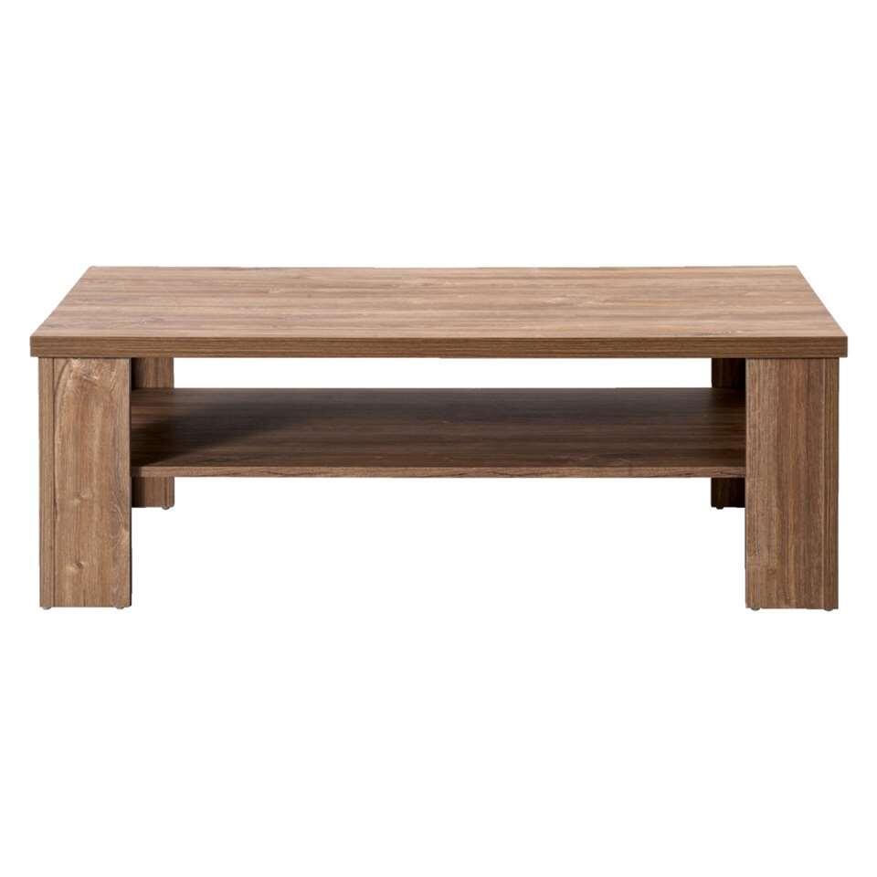 Salontafel Matthias - acaciakleur - 40x118x67 cm - Leen Bakker
