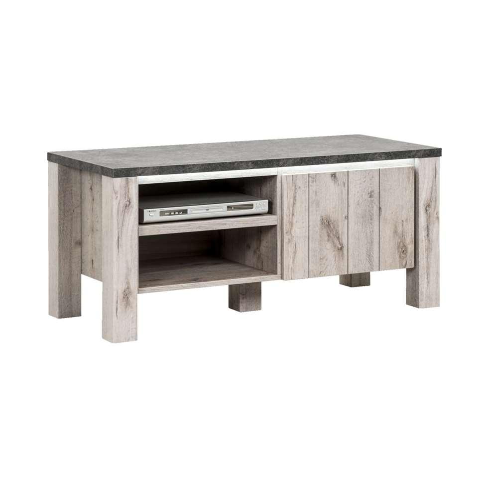tv meubel jens 52x118x50 cm incl verlichting