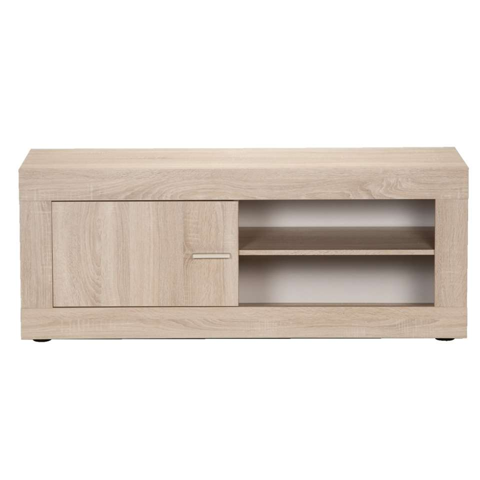 TV-meubel Joost – eikenkleur – 56x140x43 cm – Leen Bakker