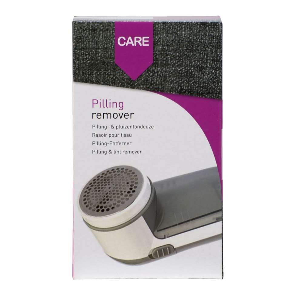 Pilling remover