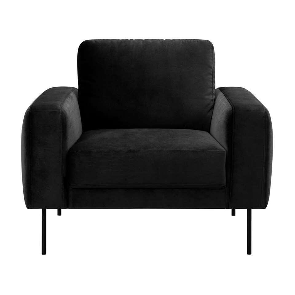 Fauteuil Tom small - antraciet 1072