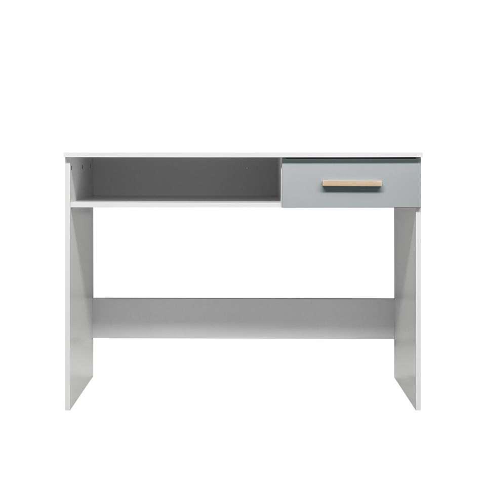 Bopita Emma Bureau - White/Grey