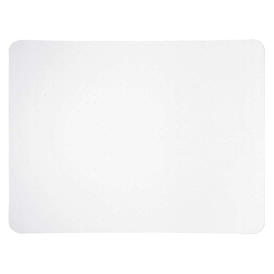 Vloerbeschermer zachte vloer - transparant - Leen Bakker