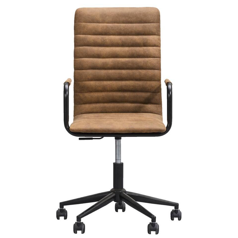 Leren Ikea Bureaustoel.Bureaustoel Kopen Bureaustoelen Vind Je Bij Leen Bakker