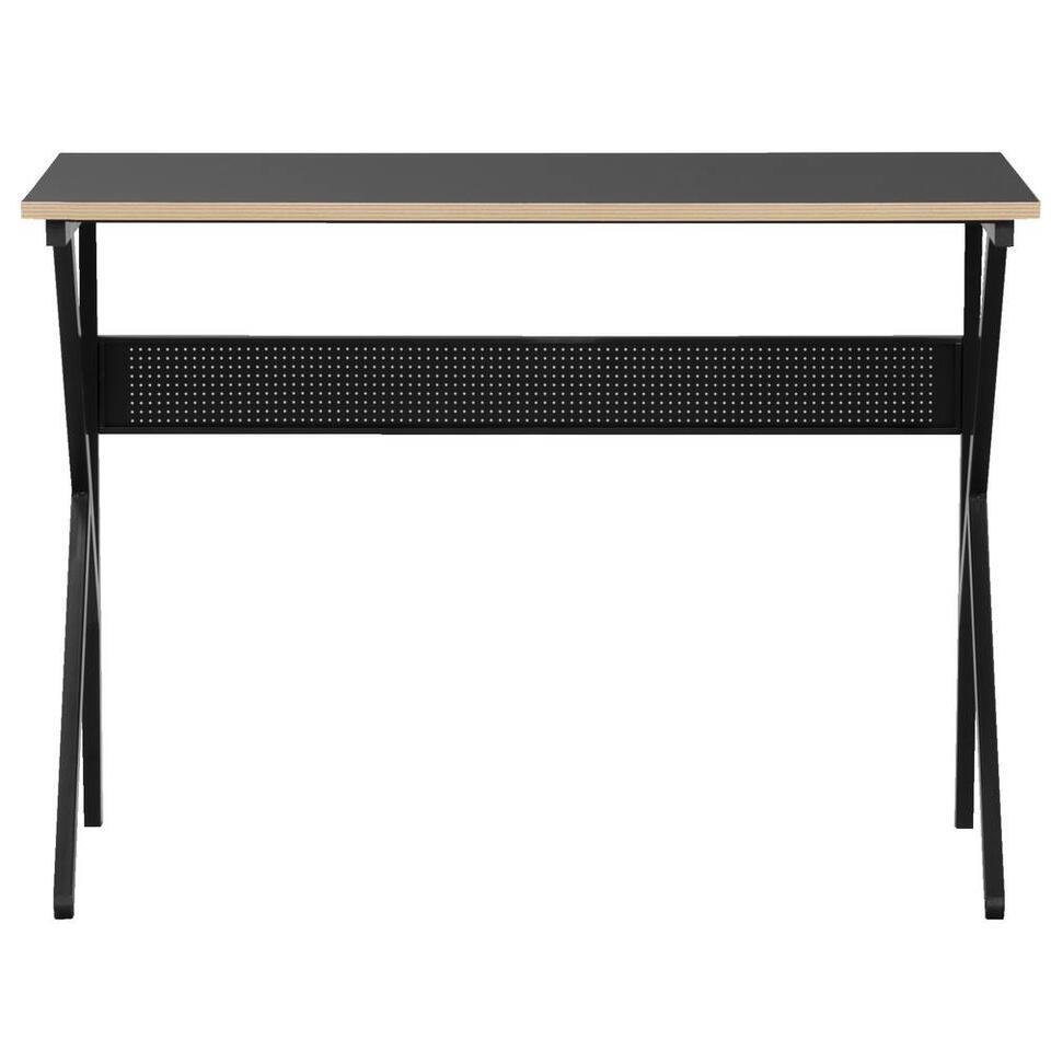 Bureau Debbey - zwart - 75x105x55 cm