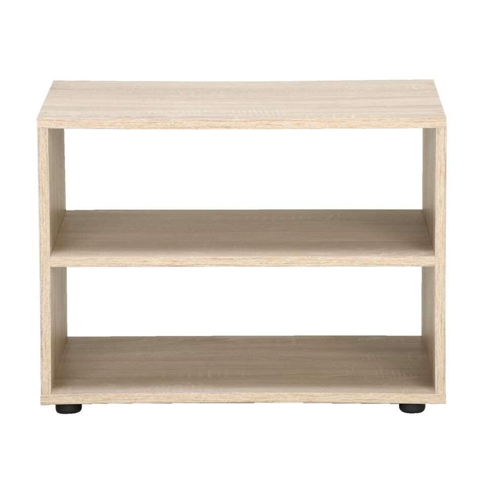 TV-meubel Vancouver - eikenkleur - 45x60x39 cm - Leen Bakker