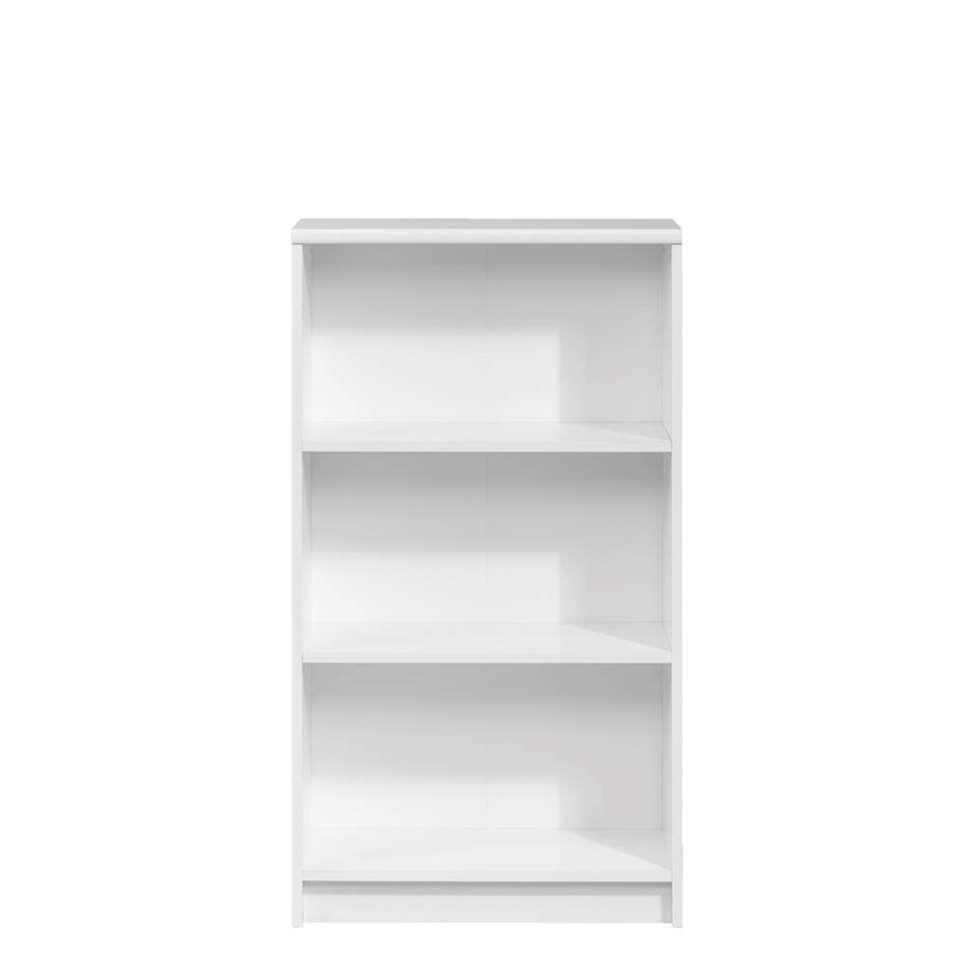 Boekenkast Promo - wit - 106x60x28 cm