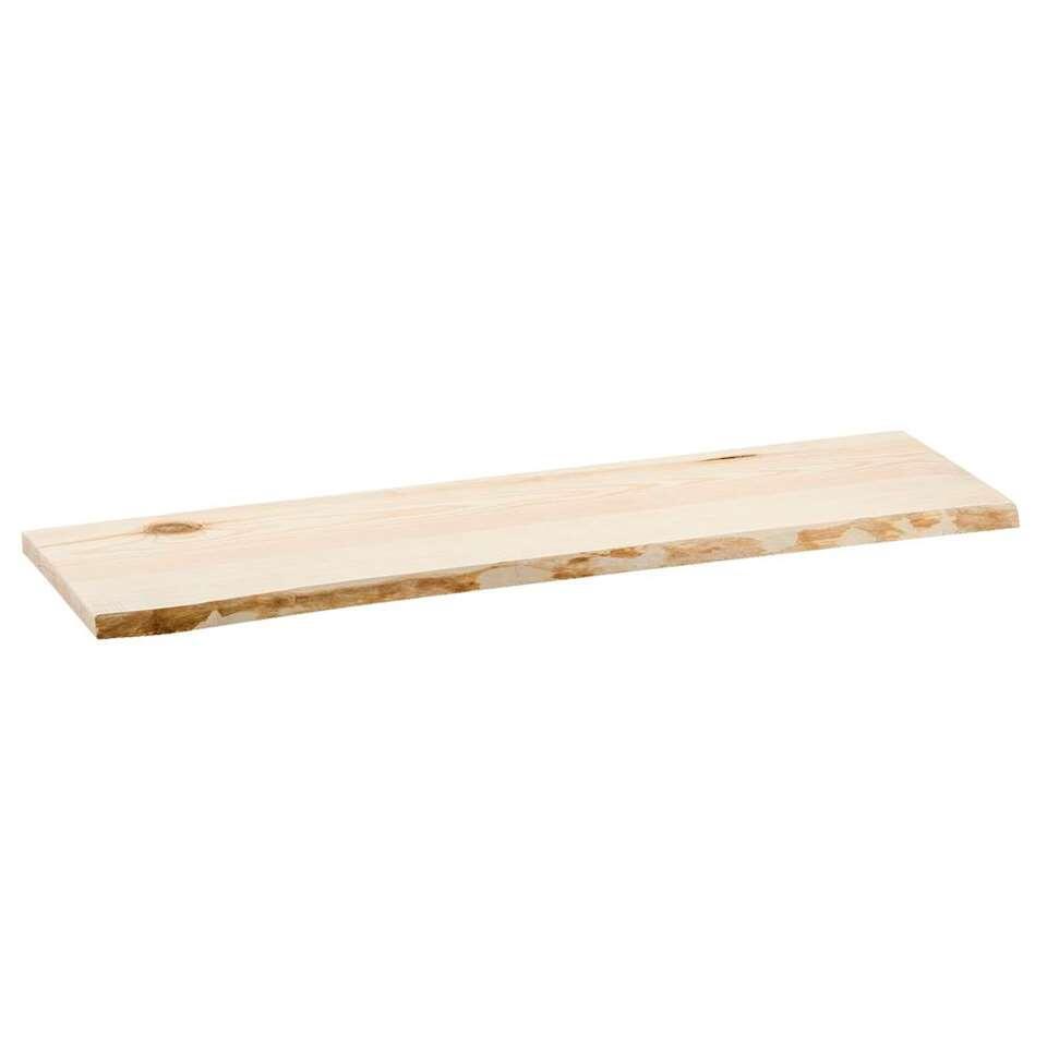 Wandplank Duraline - naturel - 80x23,5 cm