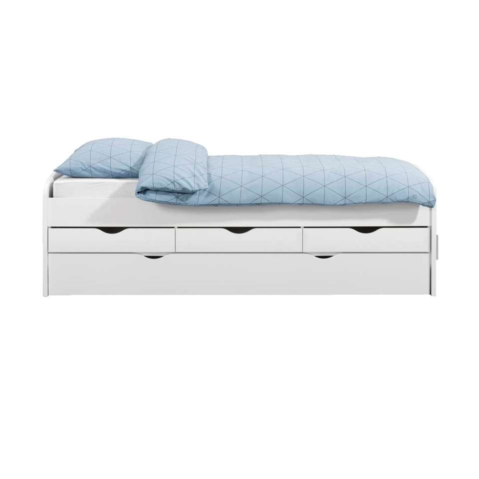 Bed Nice - wit - 90x200 cm - Leen Bakker