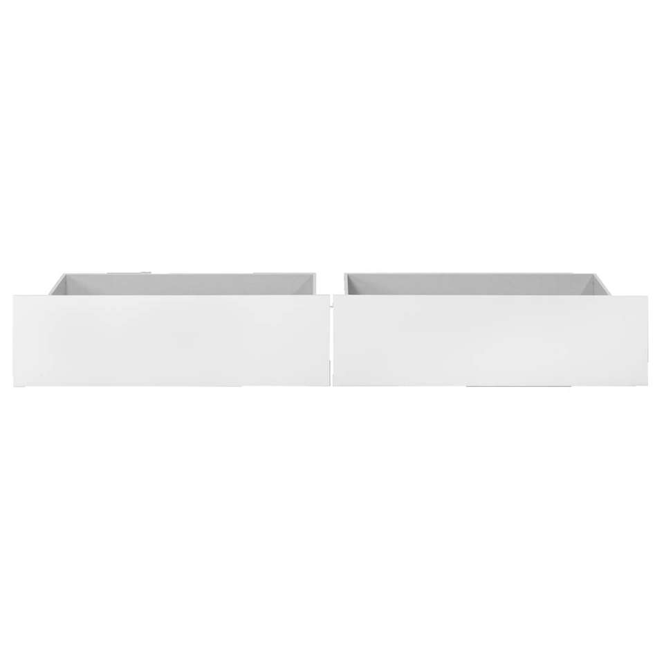 Opberglades Tempo - wit - 31x99x70 cm - Leen Bakker