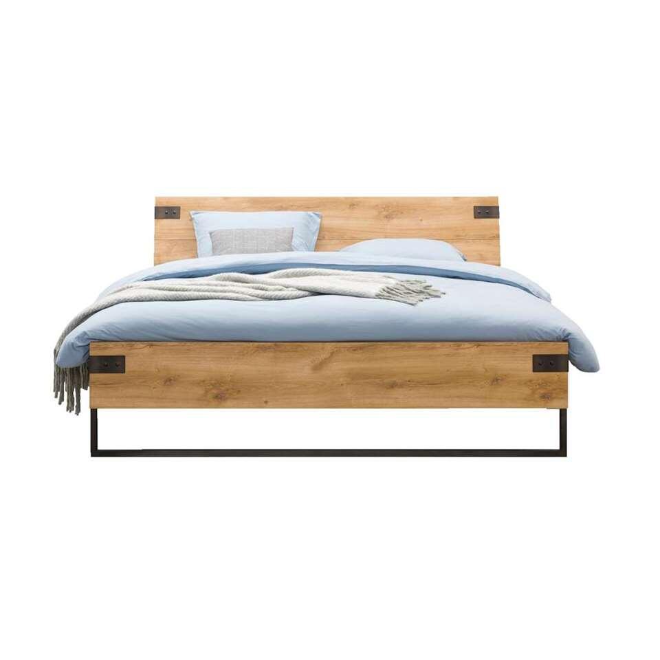 Bed Dex - grafiet - 180x200 cm