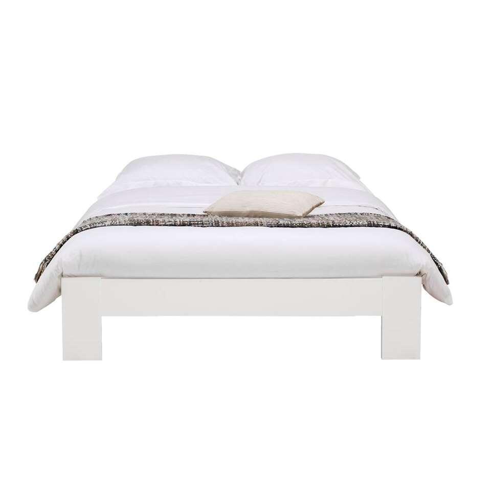 Bed Sydney - wit - 160x200 cm