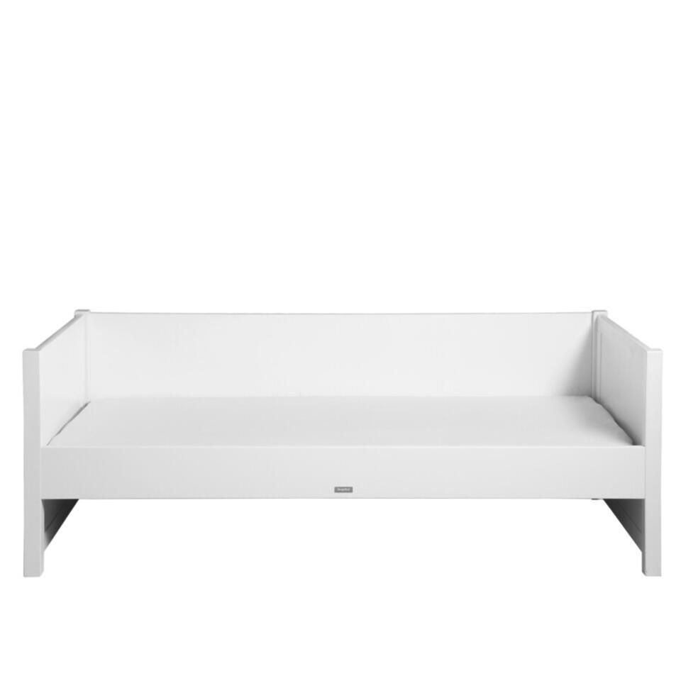 Bopita Mix & Match Bedbank Stan - 90 x 200 cm Wit