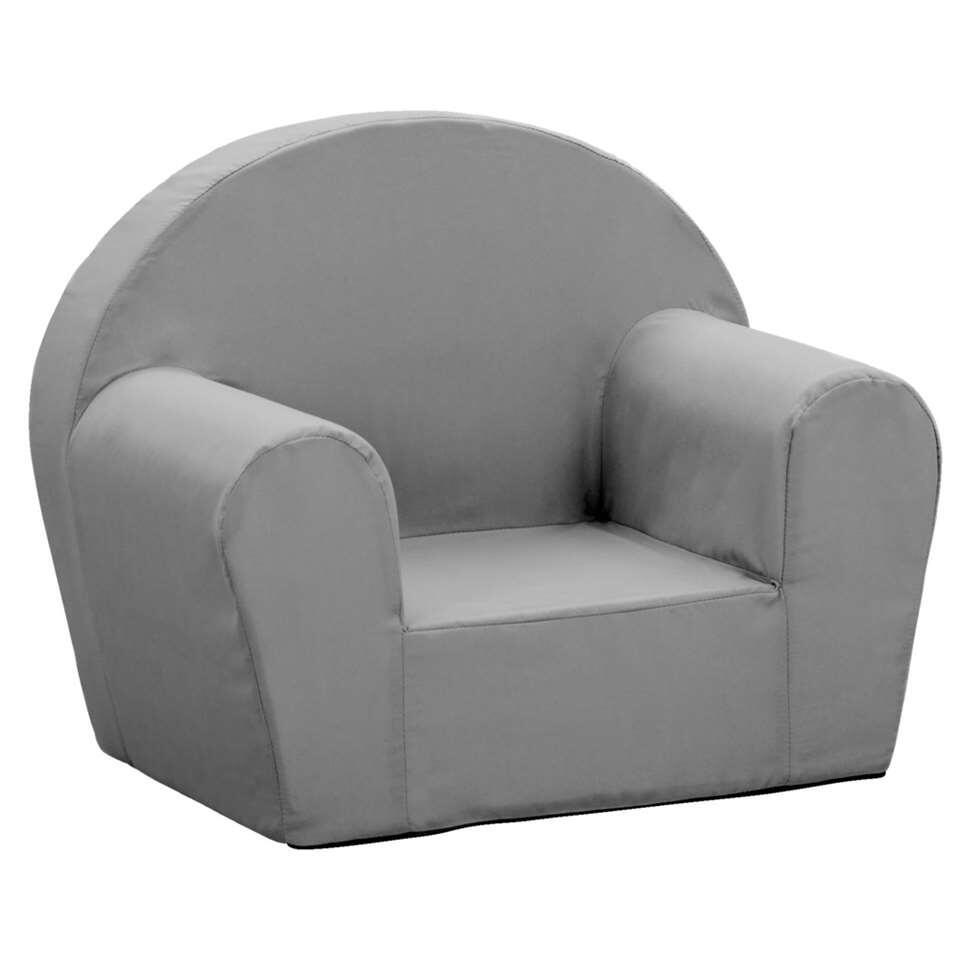Goede Kinderstoel Louis - antraciet - 44x53x36 cm UE-83