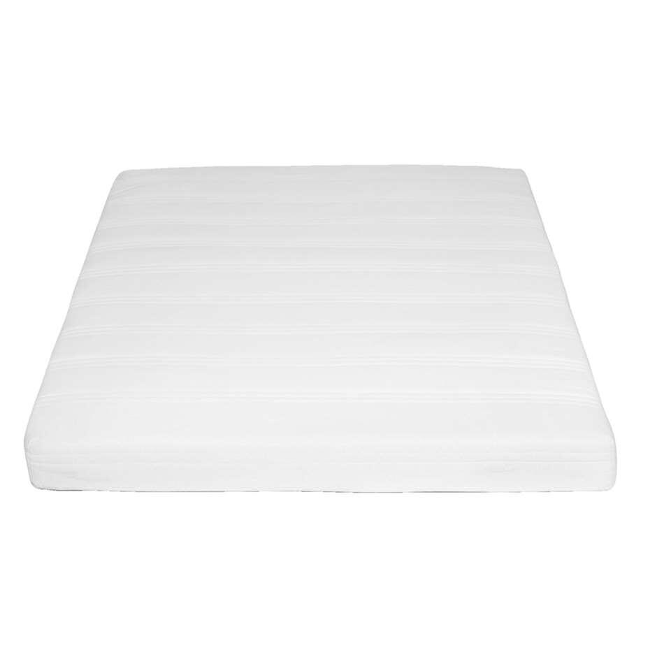 Is je matras aan vervanging toe? Dit stevige Sydney binnenveringsmatras is een uitstekende keus. Het matras met een hoogte van 16 cm heeft een goede vochtregulatie. Perfect in combinatie met de Sydney rolbodem.
